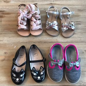 Other - 4 pairs of toddler shoes